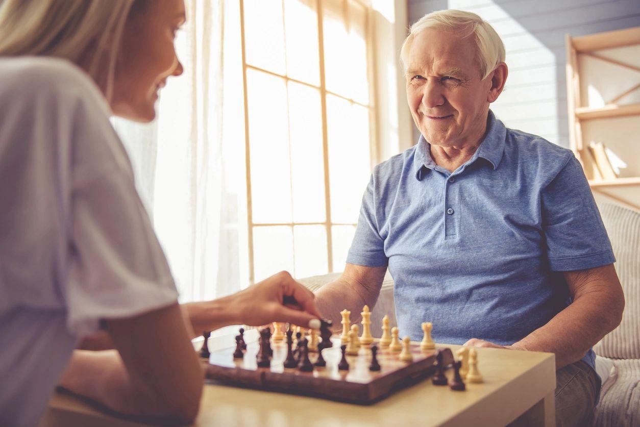 companionship for seniors